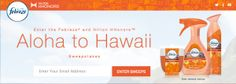 Click here and submit your info in order to participate in this awesome sweepstakes. Febreze® and Hilton HHonors is going to give away 2 Grand prizes of 7day/6 nights at Hilton Hawaiian Village @ Waikiki. There are other great first and second prizes!! Huryy and enter your info in this link.
