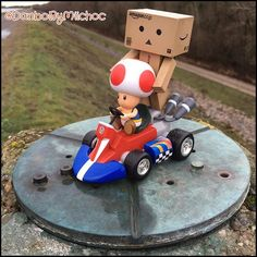 Here we go ! #MarioKart #FriendsOfDanbo
