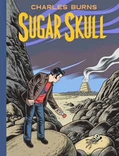 SPYGOD's Books, Booze, and Bullets: 9/29/14 - Sugar Skull (Pantheon)