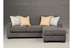 Just bought a couch that looks almost exactly like this - minus the pillows