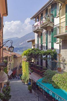 Bellagio Italy (Lake Como) - Bellagio Italie (Lac de Come)