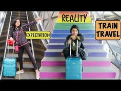 Travel - Expectation vs Reality | Solo Girl Travel Expectations vs Reali...Travel - Expectation vs Reality | Solo Girl Travel Expectations vs Reality. First time tried a totally different expectation vs reality content which shows my travel expectations and end up in travel reality. I hope most girl travel expectations end up like this. Let me know if you relate to my travel expectation vs reality in train.