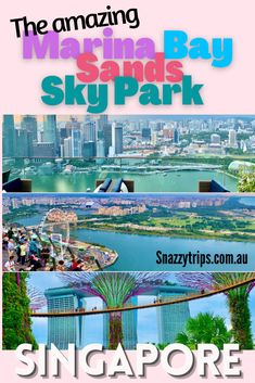 How To Visit The Amazing Marina Bay Sands Roof Top 23 Cool Places To Visit, Places To Travel, Travel Destinations, Places To Go, Luang Prabang, Travel Goals, Travel Tips, Travel Ideas, Laos