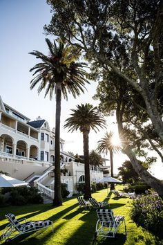 Where to Stay in Cape Town, South Africa | Ellerman House