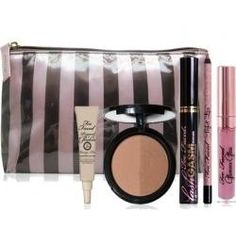 Too Faced Cosmetics Poolside Primping Makeup Collection 5 piece *** Visit the image link more details.