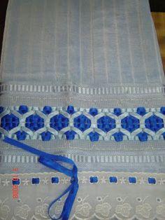 toalhas de trançado de fitas - Buscar con Google
