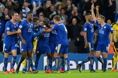 Leicester City fans caused 'earthquake' after last minute winner #Geology #GeologyPage