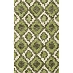 Dalyn Rug Co. Bella Green Area Rug Rug Size: 10' x 14'