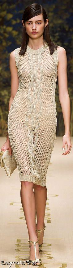 Vestido Tricô. ou Knit Dress .