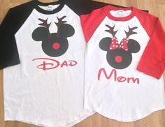 Free/Fast Shipping for US Christmas  Mickey and by DsWishingWell