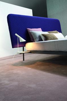 dedalo bed by sangiacomo | spaces of interest | pinterest | custom ... - Letto Imbottito Grigio Bloom Bonaldo