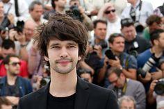 Ben Whishaw Cannes 2015