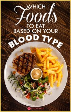Which Foods To Eat Based On Your Blood Type? Sometimes, even after following a healthy lifestyle, we end up facing various health issues like indigestion, midday lethargy or weight gain. If you too have been facing something like this, maybe it is time to tailor your diet based on your blood type. #healthy #food