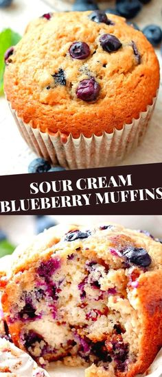 Moist Blueberry Muffins, Raspberry Muffins, Blueberry Recipes, Blue Berry Muffins, Raspberry Cheesecake, Waffle Recipes, Muffin Recipes, Baking Recipes, My Recipes
