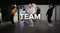 Jiyoung Yoon teaches choreography to Team by Iggy Azalea. Learn from instructors of 1MILLION Dance Studio on YouTube! 1MILLION Dance TUTORIALS YouTube Channe...