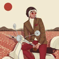 Illustrations by Jack Hughes - Pesquisa Google