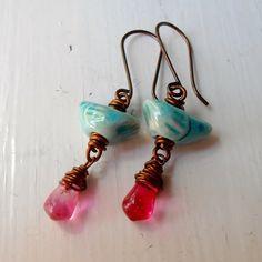 Tiny Wings de REBECCA ANDERSON - Songbeads: New Earrings- junho 13