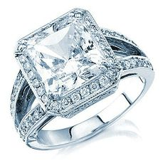 Huge Engagement Ring Pictures 18