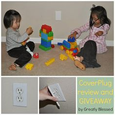 Greatly Blessed: CoverPlug review and GIVEAWAY