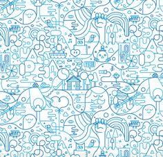 texture doodles