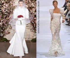 Confira nesta matéria de vestido de noiva inverno com manga comprida, bolero, pelerine ou capa, dicas e fotos de lindos vestidos e inspíre-se!