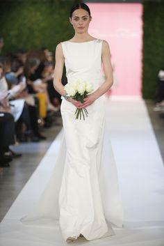 New York Bridal Week 2015 - Oscar de la Renta