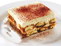 Tiramisu, Good Food, Cakes, Baking, Ethnic Recipes, Desserts, Sweet Treats, Rezepte, Tailgate Desserts