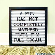 It's Monday Punday! Puns Jokes, Corny Jokes, Funny Puns, Dad Jokes, Terrible Jokes, Work Quotes, Sign Quotes, Funny Quotes, Fun Signs