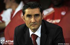 """Valverde: """"El Atlético no es violento"""""""