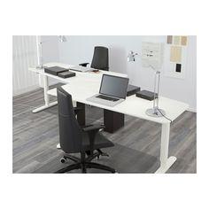11 best office images desk bureau ikea cubicles rh pinterest com