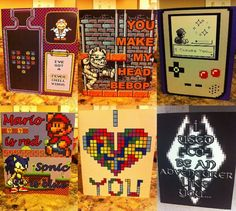 Valentine's Day Cards for Gamers