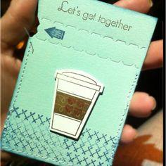 Gift card holder by V's Sweet Ideas