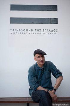 Ταρίκ Τεγκιά, σκηνοθέτης /Tariq Teguia, director, Photo © Vangelis Patsialos,  Εικόνες της Κρίσης / Images of Crisis 16-27/5/2015 - Ταινιοθήκη της Ελλάδος / Greek Film Archive