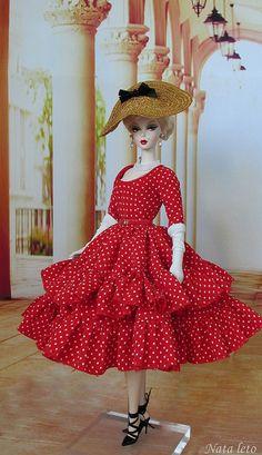 Stunning in the Spotlight Silkstone Barbie Dolls | por Nata-leto