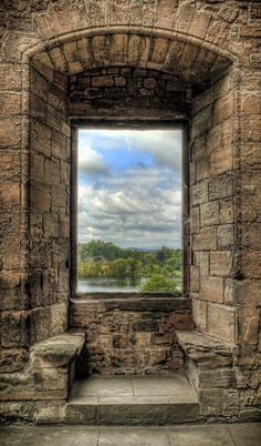 Linlithgow Palace, Scotland - Home of Mary Queen of Scots