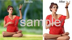 Add a vow factor to photo-clipping path services India