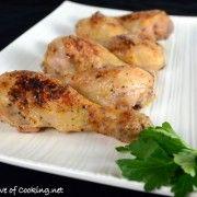 Simple Chicken Drumsticks