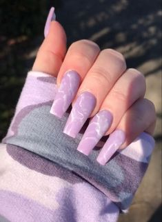 Marble Acrylic Nails, Simple Acrylic Nails, Summer Acrylic Nails, Summer Nails, Winter Nails, Long Square Acrylic Nails, Spring Nails, Aycrlic Nails, Swag Nails