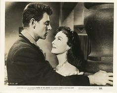 JEAN-PIERRE AUMONT PAULETTE GODDARD CHARGE OF THE LANCERS 1954