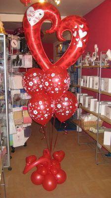 Valentine Day Balloons £17