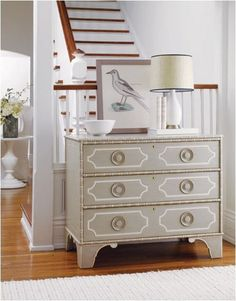 Granted, some of the pieces in this article are interesting antiques, but it's amazing what a unique paint job can do for plain old furniture!