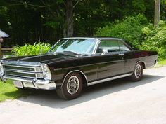 1966 Ford Galaxie 7 Litre  Restored by Lost Legends Auto Restorations.