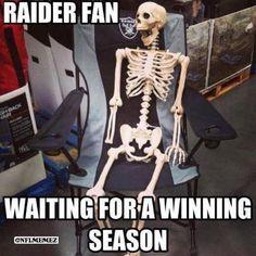 Raider Fan