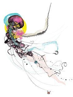 Jellyfish <3 <3 <3 <3