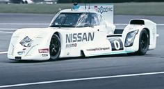 Nissan Zeod RC takes on the Top Gear test track
