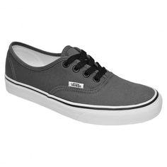 Vans Authentic grey pewter black canvas shoes 65€ #vans #vansauthentic #authenticvans #vansclassics #vansclassic #shoe #shoes #chaussure #authentic #chaussures #sneaker #lifestyle #swag #hype #hipe #mode #vansshoes #skate #skateboard #skateboarding #streetshop #skateshop @April Gerald Skateshop