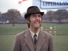Eric Idle, Upper Class Twit of the Year Comedy Acts, Comedy Quotes, Monty Python, Types Of Comedy, Eric Idle, Terry Jones, Michael Palin, Funny Films, Terry Gilliam