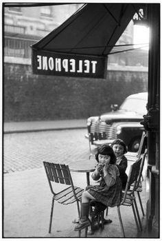 Henri Cartier-Bresson Paris 1969