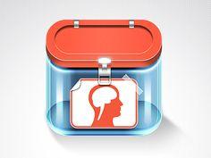 iOS Memory Jar app icon