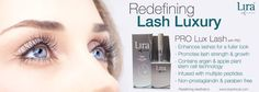 PRO Lux Lash is in! This plant stem cell and peptide infused lash enhancer promotes lash strength and growth for longer fuller and beautiful lashes!  For more information call 877-440-5472 or visit http://www.liraclinical.com/product-details/pro%20lux%20lash%20with%20psc/